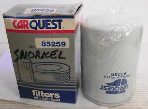 CarQuest 85259 Hyrdraulic Transmission Filter
