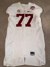2013 Team Issued Alabama Football Crimson Tide National Championship Jersey