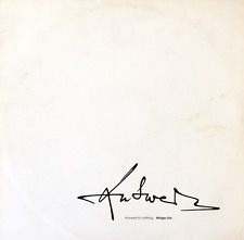 MIDGE URE -  Answers To Nothing (LP) (VG/G++)