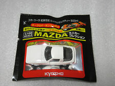 MAZDA SAVANNA RX-7 Late Ver SA22C White Kyosho 1:100 Scale Diecast Model Car