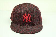 NEW YORK YANKEES New Era 59 Fifty Wool Baseball Hat Cap Size 7 1/4