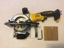"New Dewalt DCS571B Atomic 20V Max 4-1/2"" Brushless Circular Saw (Bare Tool)"