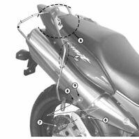 KAPPA TK214 TELAI X BORSE LATERALI MORBIDE HONDA 600 CB F Hornet PC36 2003-2006