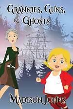 Grannies, Guns and Ghosts (Large Print Edition) (An Agnes Barton Senior Sleuths
