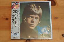 David Bowie Album MINI Vinyl CD DERAM Japan Carded Sleeve OBI