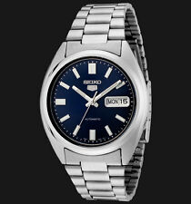 Seiko 5 SNXS77K1 Automatic gents stainless steel mens watch RRP £129