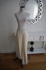 Boden Dress White Pants Cotton Blend Size UK 10R US 6R New