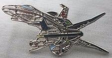 Star Fox - Great Fox Carrier Ship Enamel Pin