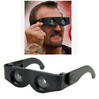 Portable Magnifier Binoculars Telescope Glasses Style For Fishing Hiking Concert