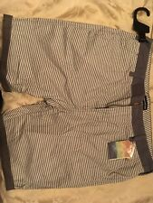 Striped Men's Shorts