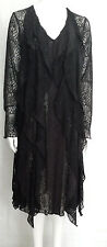 "Designer Dutch Collection, Heart, Black ""Eppo Tunic"" HC016-LC1 SMALL"
