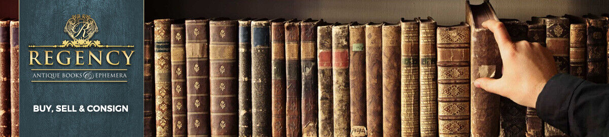 Regency Antique Books