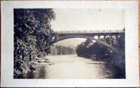 1938 Realphoto Postcard: Cornwall Bridge - Connecticut CT