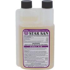 Star San 16oz Acid Sanitizer, No Rinse Food Grade Homebrew Beer Wine Moonshine