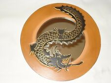 * Oriental Dragon Miroir FAIRTRADE d'Indonésie *