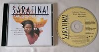 CD - Whoopi Goldberg Sarafina! Film Soundtrack CD Miriam Makeba Ngema Ingram