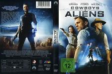 COWBOYS & ALIENS --- SciFi --- Daniel Craig --- Harrison Ford --- Olivia Wilde -