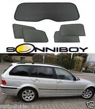 SONNIBOY  BMW 3er E46 Kombi  Touring ab  Bj. 1999 Sonnenschutz 5tlg Passform