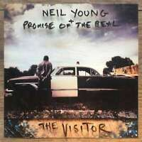 Neil Young + Promise Of The Re - The Visitor NEW CD