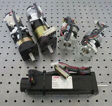C172124 Lot 5 Mcg Motors With Renco Encoders 2 Cgi Gear Reducers 1001 101