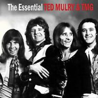 Ted Mulry & TMG - The Essential [New & Sealed] CD