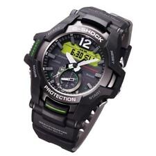 CASIO G-SHOCK GRAVITYMASTER, GR-B100-1A3, SOLAR, BLUETOOTH, GREEN x BLACK