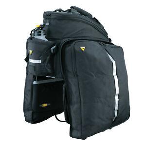 TOPEAK MTX Trunk Bag Tour DX Gepäcktasche 22,6l Flaschenhalter 36x25x21,5-29 cm