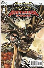Batman Bruce Wayne The Road Home '10 Batman and Robin 1 VF A4