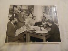 BBC European Services, Finnish Service - 1959 - Official Photo - NEW