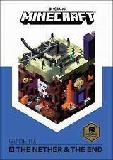 GUIDE TO THE NETHER AND THE END - MOJANG AB (COR)/ THE OFFICIAL MINECRAFT TEAM (