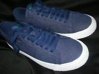 Men's Nike SB Zoom Blazer Low Denim Jeans Canvas Decon Skater Shoes Skateboard