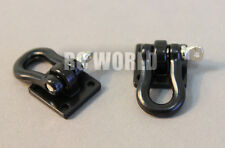 RC 1/10  Scale Truck  Accessories METAL ANCHOR SHACKLES w/ Plate + Hardware