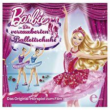 Barbie - Die verzauberten Ballettschuhe - Hörspiel / Hörbuch - CD - *NEU*