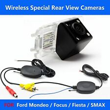 A827 WIRELESS CAR REAR VIEW BACKUP CAMERA FOR  FORD MONDEO / FOCUS / FIESTA