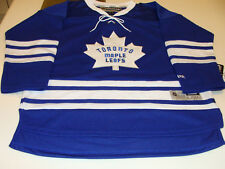 2011-12 Toronto Maple Leafs 3rd Alternate Jersey Child L/XL Reebok Youth NWT