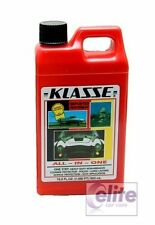 Klasse All In One Professional Polish & Sealant 500ml - For Cars, Boats & Planes