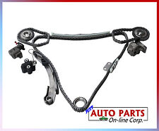 COMPLETE TIMING CHAIN KIT for NISSAN MAXIMA V6 3.5L 2004-2008 QUEST 04-09 VQ35DE