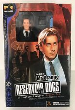 "Reservoir Dogs Mr. Orange Tim Roth 12"" Action Figure Quentin Tarantino"