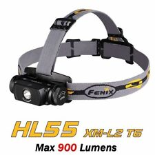 Fenix HL55 Super Bright 900lm Headtorch