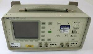 HP Hewlett-Packard 37732A Telecom/Datacom Analyzer