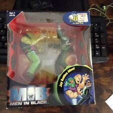 Men in Black (MIB) - Galoob - Body-Slam Jay vs. Alien Perp