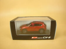 1/43 ( Plastic model ) Mazda All New CX-5 CX5 Generation 2 red (Plastic model)