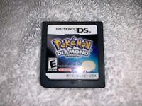 Pokémon: Diamond Version (DS, 2007) Authentic NDS Game Cartridge Excellent!