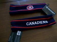 MONTREAL CANADIENS LICENSED NHL HEAD BAND NEW W/ TAGS