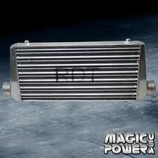 3'' Chrome Aluminum FMIC Plate Front Mount Turbo Intercooler 31'' x 12'' x3''