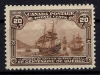 G129863/ CANADA / SCOTT # 103 MINT MH - CV 250 $