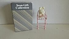Avon Gift Collection Spring Bunnies Collection Bunny in High Chair CL25-18