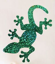 Hologram Gecko/Lizard decal / Sticker