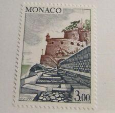 MONACO  Sc #953 ** MNH , 3.00, castle, architecture  postage stamp, Fine +