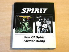 Spirit/Son Of Spirit & Farther Along/2004 BGO CD Album